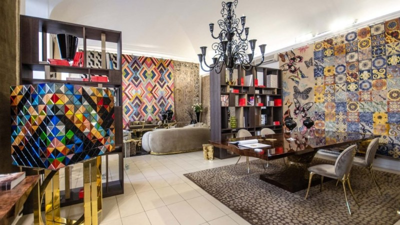 The Best Design Showrooms All Over The World