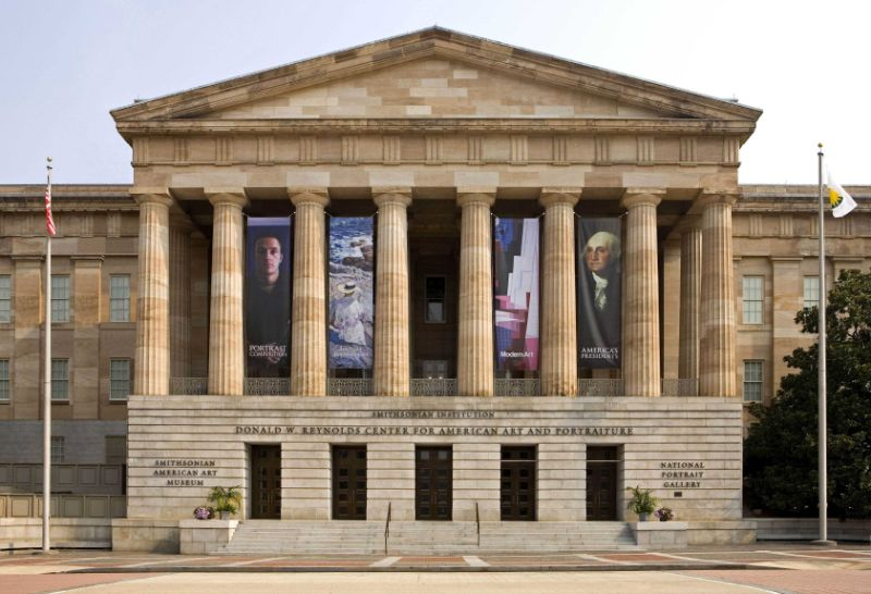 The Smithsonian's National Portrait Gallery Receives A New Guest (8) smithsonian The Smithsonian's National Portrait Gallery Receives A New Guest The Smithsonian   s National Portrait Gallery Receives A New Guest 8