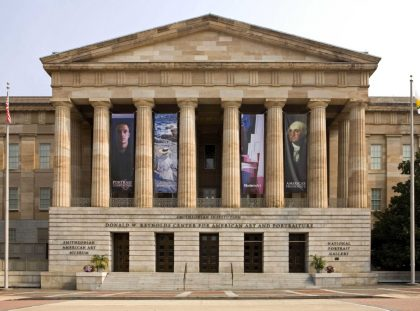 The Smithsonian's National Portrait Gallery Receives A New Guest FT smithsonian The Smithsonian's National Portrait Gallery Receives A New Guest The Smithsonian   s National Portrait Gallery Receives A New Guest FT 420x311   The Smithsonian E2 80 99s National Portrait Gallery Receives A New Guest FT 420x311
