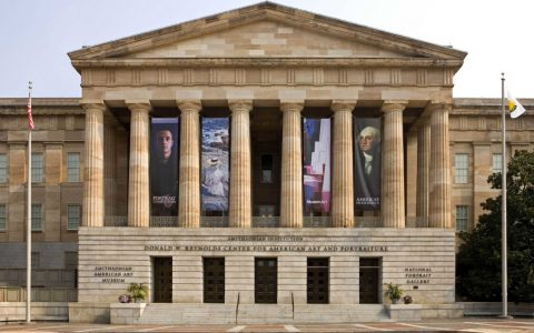 The Smithsonian's National Portrait Gallery Receives A New Guest FT smithsonian The Smithsonian's National Portrait Gallery Receives A New Guest The Smithsonian   s National Portrait Gallery Receives A New Guest FT 480x300
