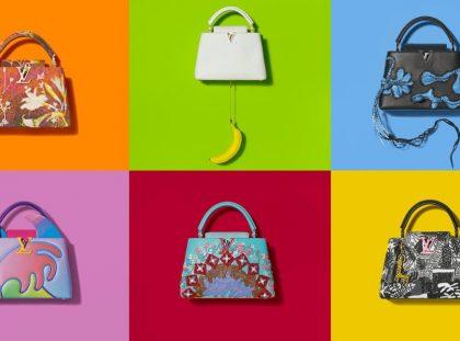 Louis Vuitton's ArtyCapucines Gets Reimagined By Contemporary Artists louis vuitton Louis Vuitton's ArtyCapucines Gets Reimagined By Contemporary Artists Louis Vuittons ArtyCapucines Gets Reimagined By Contemporary Artists ft 420x311