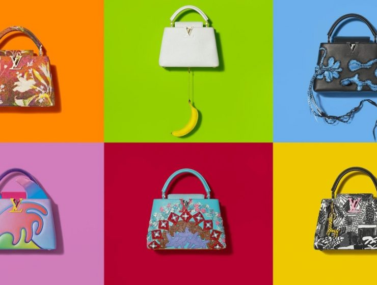 louis vuitton Louis Vuitton's ArtyCapucines Gets Reimagined By Contemporary Artists Louis Vuittons ArtyCapucines Gets Reimagined By Contemporary Artists ft 740x560   Louis Vuittons ArtyCapucines Gets Reimagined By Contemporary Artists ft 740x560